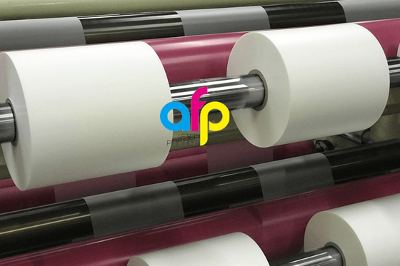 42 Dynes Double Corona Treatment Thermal Roll Matte Laminating Film for Hot Stamping and Spot UV