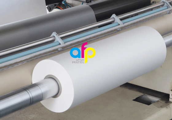 BOPP Thermal Matte Lamination Roll 600mm*4000m Size for Package